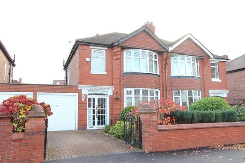 3 bedroom semi-detached house for sale - Highbury Road, Heaton Chapel