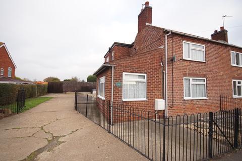 2 bedroom semi-detached house for sale - Gainsborough Road, Middle Rasen, Market Rasen