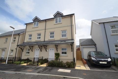 3 bedroom semi-detached house for sale - Carhaix Way, Dawlish