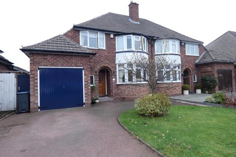 3 bedroom detached house for sale - Wakefield Close, Sutton Coldfield