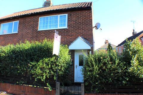 2 bedroom semi-detached house for sale - St Jude Road, Bridlington