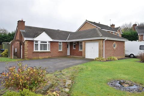 3 bedroom detached bungalow for sale - St. Ives Close, Tollesby Hall, Middlesbrough, TS8 9AA