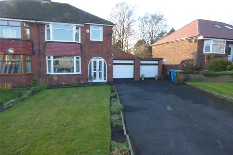 3 bedroom semi-detached house for sale - Manor Road, Shaw, Oldham, Greater Manchester, OL2