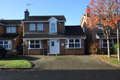 3 bedroom detached house for sale - Chadworth Avenue, Dorridge, Solihull, B93 8SX
