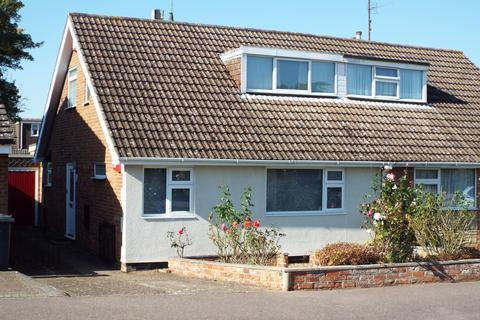 2 bedroom semi-detached house for sale - Priory Road, Wollaston, Northamptonshire, NN297PW