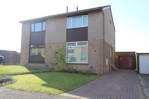 2 bedroom semi-detached house to rent - 13 Hailes Place, Dunfermline  KY12 7XJ