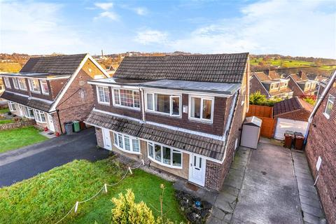 3 bedroom semi-detached house for sale - Woodlea Grove, Yeadon, Leeds, LS19 7YT