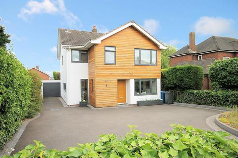 4 bedroom detached house to rent - Ashby Road, Tamworth, B79 8AQ