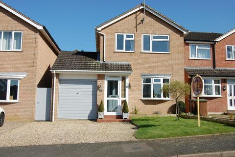 3 bedroom detached house for sale - Parkfield Road, Long Buckby, Northampton NN6 7QJ