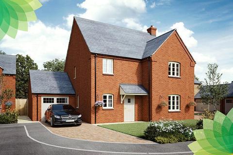4 bedroom detached house for sale - Hoarestone Lock, Bugbrooke, Northampton, Northamptonshire, NN7