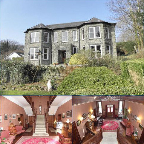 10 bedroom detached house for sale - Pen y Coed Hall, Dolgellau, LL40 2YP
