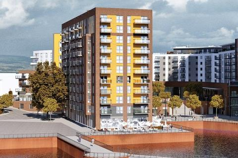 2 bedroom apartment to rent - Centenary Quay, Woolston, Southampton, Hampshire, SO19
