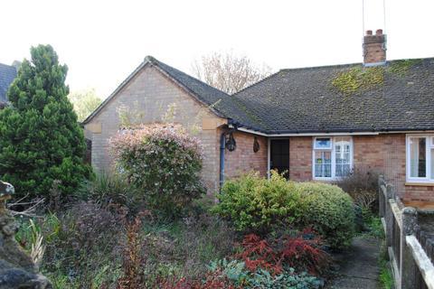 2 bedroom semi-detached bungalow for sale - Kingswell Road, Kingsthorpe, Northampton NN2 6QB