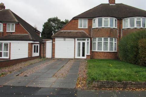3 bedroom semi-detached house to rent - Halton Road, Sutton Coldfield, B73 6NX