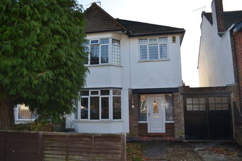 3 bedroom semi-detached house for sale - Greenfield Avenue, Spinney Hill, Northampton NN3 2AF