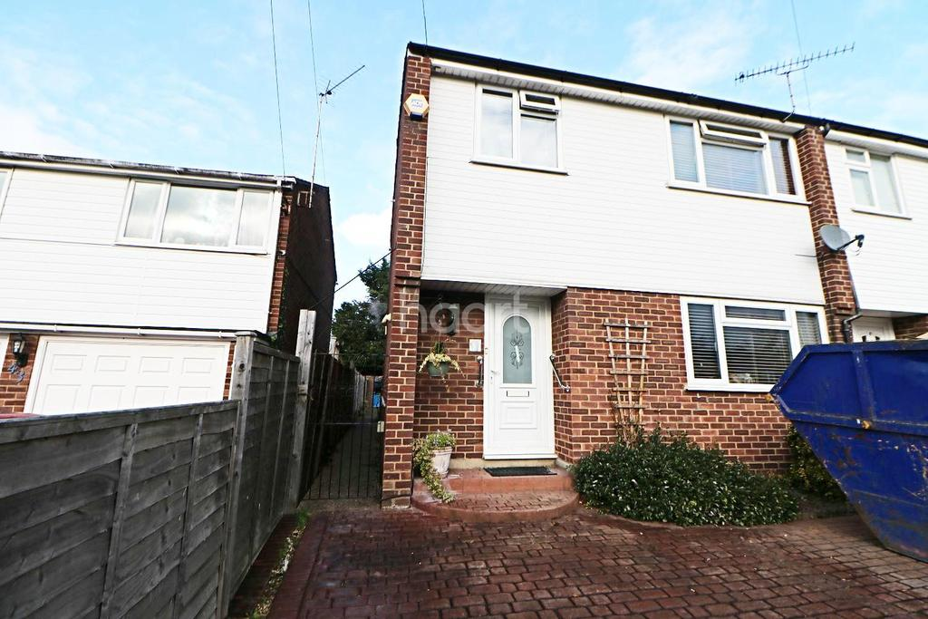 3 Bedrooms End Of Terrace House for sale in Hagg Hill Lane, Taplow, Berkshire