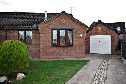 2 bedroom semi-detached bungalow for sale - Heron Holt, Broughton, Brigg, Lincolnshire, DN20