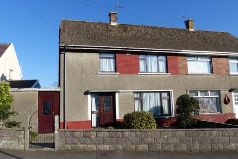 3 bedroom semi-detached house for sale - Heol Onnen , North Cornelly, Bridgend. CF33 4DS
