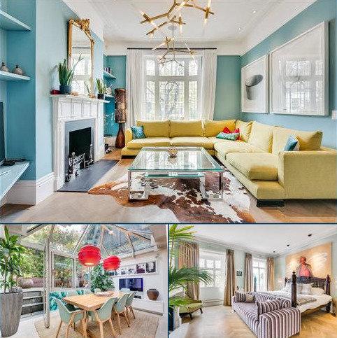 5 bedroom terraced house to rent - Neville Terrace, South Kensington, London