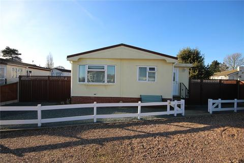 2 bedroom detached bungalow for sale - Orchards Park, Ruskington, Sleaford, Lincolnshire, NG34