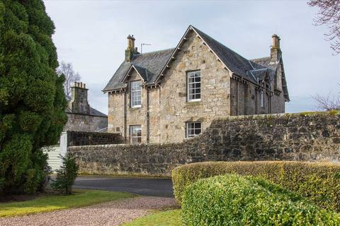 5 bedroom detached house for sale - Old West Manse, 2 Henderson Place, Dollar