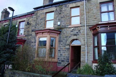 4 bedroom terraced house to rent - 65 Wadborough Road Sheffield S11 8RF