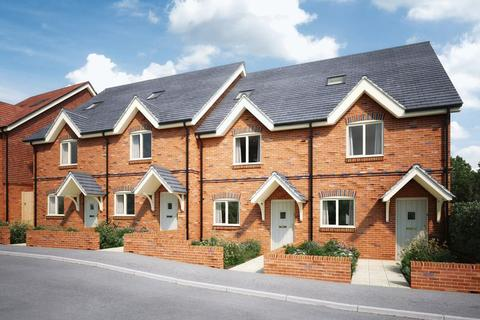 3 bedroom end of terrace house for sale - The Ashes, Upper Hale Road, Farnham
