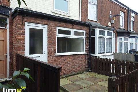 2 bedroom terraced house to rent - Colenso Villas, Barnsley Street, Hull, HU8 7TE