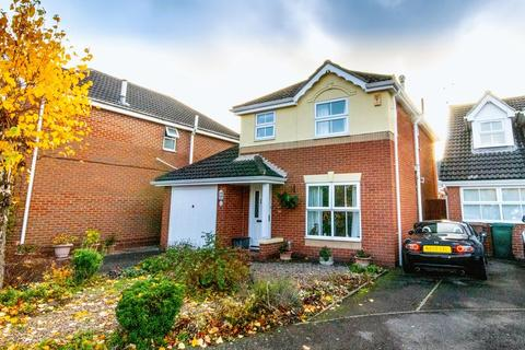 3 bedroom detached house for sale - Windmill Close, Derby