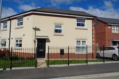 3 bedroom semi-detached house to rent - Silver Birch Road, Blackley