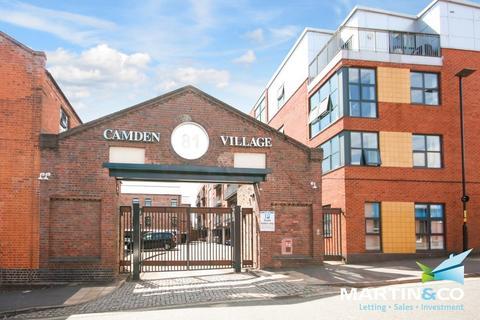 1 bedroom apartment to rent - Camden Village, Camden Street, Jewellery Quarter, B1