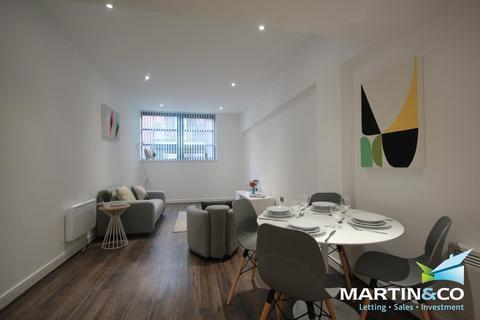 1 bedroom apartment to rent - Madison House, Wrentham Street, Birmingham, B5