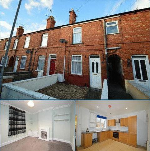 2 bedroom terraced house to rent - Smith Street, Balderton