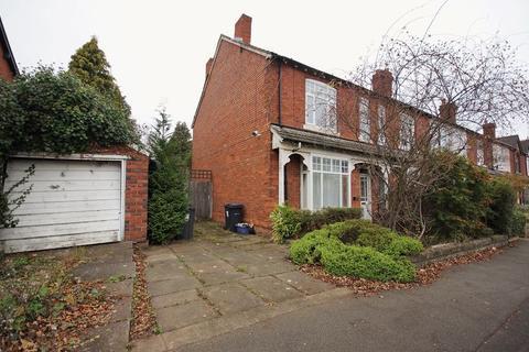 3 bedroom end of terrace house for sale - Franklin Road, Bournville, Birmingham