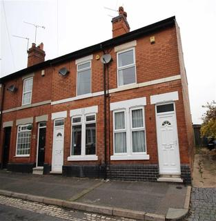 2 bedroom end of terrace house for sale - May Street, Derby