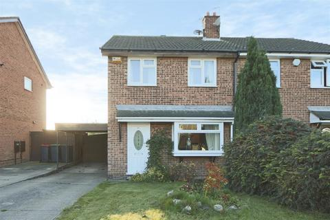 3 bedroom semi-detached house for sale - Royal Oak Drive, Selston, Nottingham, NG16 6RJ