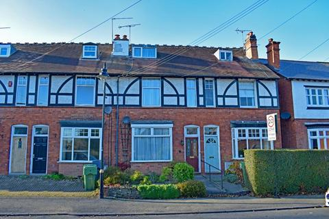 3 bedroom terraced house for sale - 74 Hewell Road, Barnt Green, B45 8NF