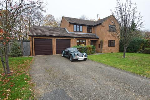 4 bedroom detached house for sale - Hall Lane, Werrington, Peterborough