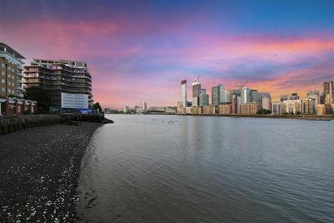 3 bedroom apartment for sale - 8.04 New Pier Wharf, Odessa Street, London, SE16 7LU