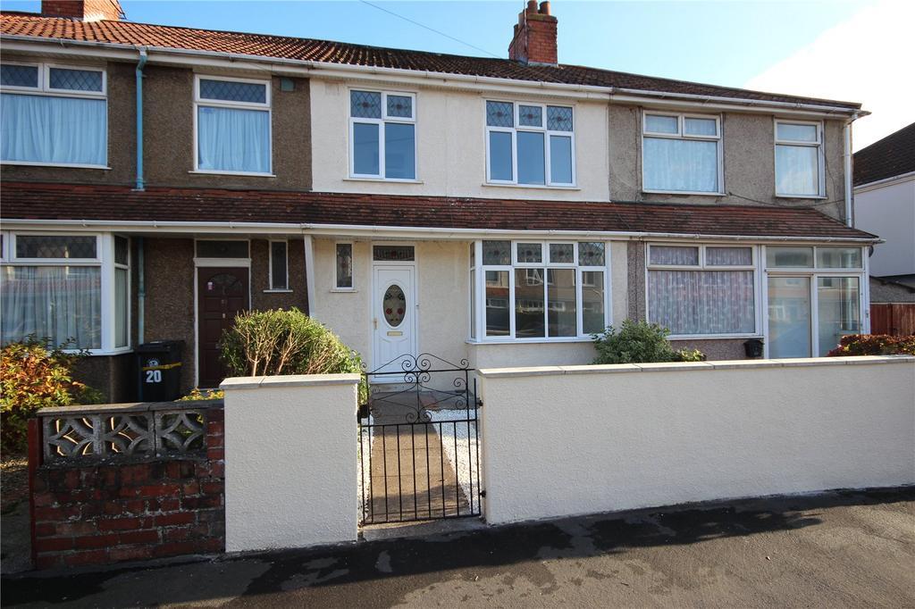 3 Bedrooms Terraced House for sale in Sandling Avenue, Horfield, Bristol, BS7