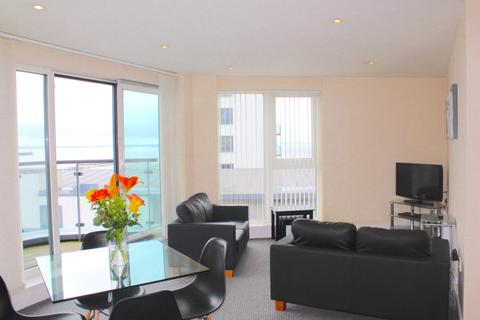 2 bedroom flat - Meridian Tower, Trawler Road, Maritime Quarter, Swansea