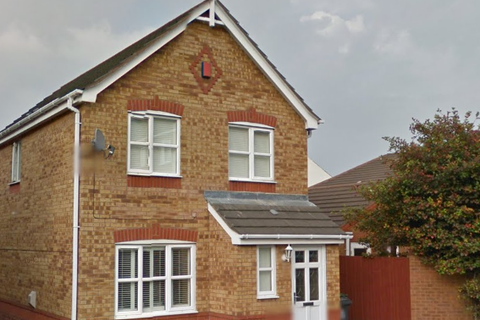 3 bedroom detached house to rent - Old Masters Close , Walsall, WS1 2QP