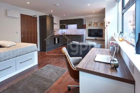 Studio to rent - South Parade, Leeds, LS1