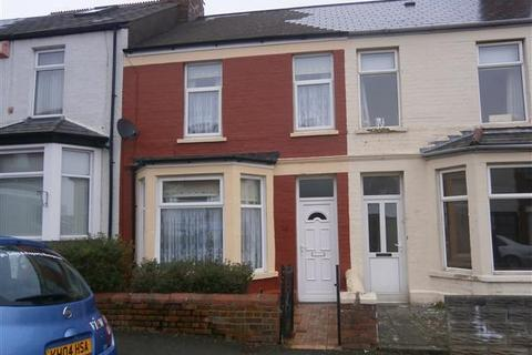 2 bedroom terraced house to rent - Coigne Terrace, Barry