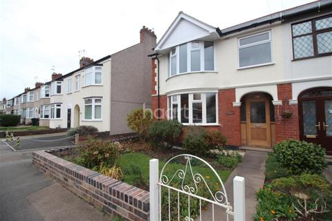 3 bedroom end of terrace house to rent - Whoberley Avenue, Allesley