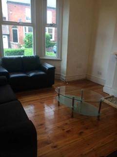 6 bedroom end of terrace house to rent - Derby Road, Fallowfield