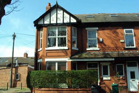 5 bedroom end of terrace house to rent - Brixton Avenue, Withington