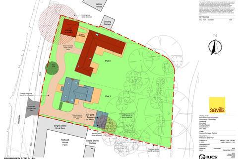 Plot for sale - Development Plot, Adj Rothwell Farm Buildings, Beckside, Rothwell, LN7