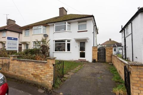 3 bedroom semi-detached house for sale - Gaisford Road, Oxford, Oxfordshire