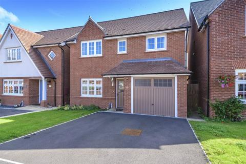 4 bedroom detached house for sale - Miller Meadow, Leegomery, Telford, Shropshire